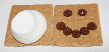 Smiling S'mores