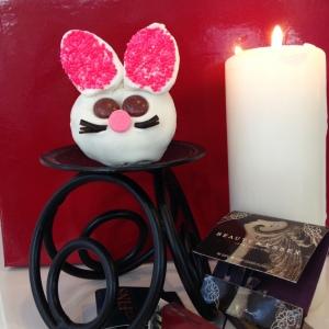bunnycandle