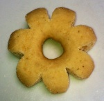 Donut Flower Without Icing
